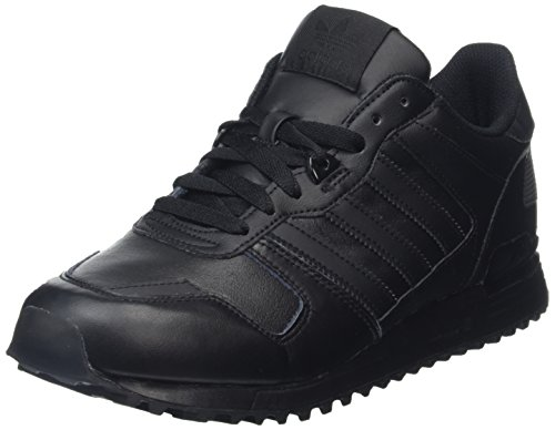 Adidas Unisex Adults Zx 700 Running Shoes, Black (Core Black/Core Black/Core Black),...