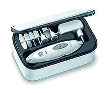 Sanitas SMA 35 Set per Manicure/Pedicure con 7 Accessori - 320 gr