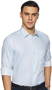 Arrow Men's Printed Slim Fit Formal Shirt,