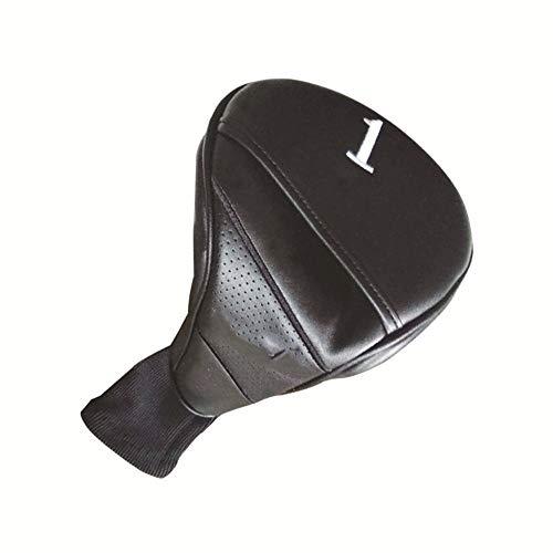 Couvertures de tête de putter de golf En cuir PU imperméable Matériel Putter Golf Headcover...
