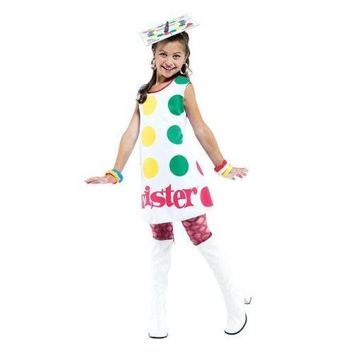 Twister License Child M 7-8 (Twister Kids Kostüm)