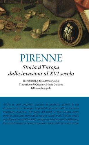Storia d'Europa dalle invasioni al XVI secolo