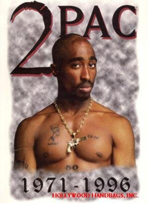 Tupac Shakur Tröster Set Queen Size -