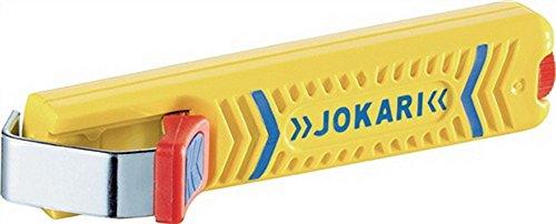 Couteau à dénuder N ° 27 Secura D.8–28 mm M. Nym Câble Jokari O. Lame