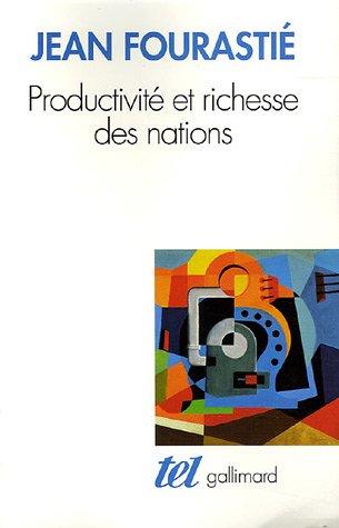 Productivit et richesse des nations