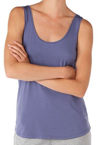 Calida Favourites Trend 3 Tank-Top Damen blue-style