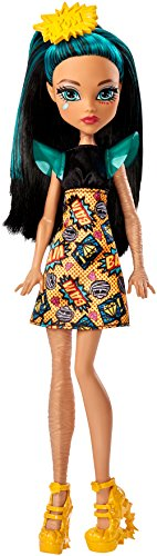 Monster High FJJ18 Cleo De Nile - Muñeca