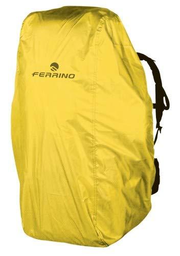 coprizaino Cover Taille zéro 0 Marque Ferrino Couleur Jaune – – Idéal pour Couvrir Sacs à Dos de 15 à 30 litres – en Polyester Ripstop imperméable Thermique