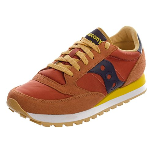 Saucony Jazz Original, Scarpe  Low-Top Donna Burnt/Orange