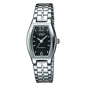 Casio Collection LTP-1281PD-1A, Reloj Análogo Clásico, Acero Inoxidable,