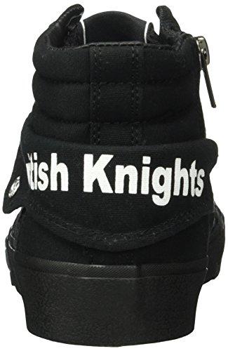 British Knights - Rigit, Scarpe da ginnastica Donna Nero (Schwarz (Black/Black 05))