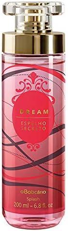 O Boticario Dream Secret Mirror Body Splash for Women - Eau de Toilette, 200 ml