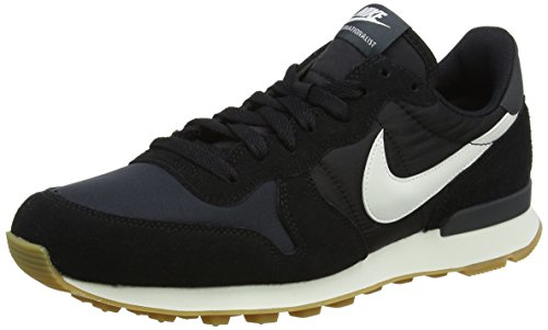 Vela Sneaker Mehrfarbig Vertice Bianco Antracite Nike 021 Wmns Damen Internationalist nero zttawqU
