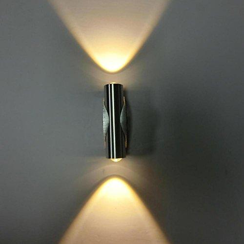 OOFAY LIGHT® Material Aluminium Wandleuchte Schlafzimmer Dekorieren Bidirektionale Wandleuchte Bunte Indoor 2W AC110V / 220V LED Wandleuchte