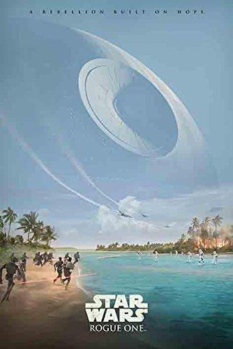 Preisvergleich Produktbild Star Wars Rogue One Poster Standard