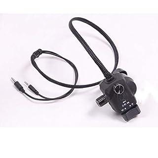 Calvas Aperture Zoom Controller Cable Remote Control Box for Panasonic 180 HVX200 HVX203 HMC153 AC130 AC160 HMC41E AG-DVX200