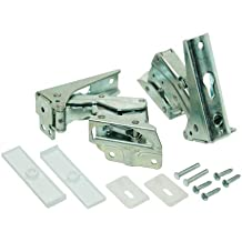 Genuine WHIRLPOOL IGNIS BAUKNECHT nevera congelador puerta bisagra Kit 481231018626