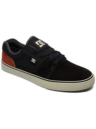 DC TONIK Unisex-Erwachsene Sneakers Black/Anthracite