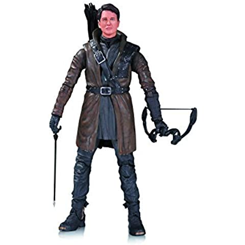 DC Collectibles Arrow TV: Malcolm Merlyn Action Figure by DC Collectibles