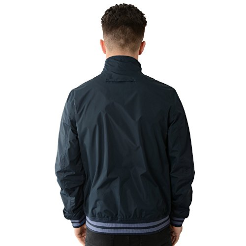 Henri Lloyd M00831 Allington Tech Bomber Navy Jacket Navy