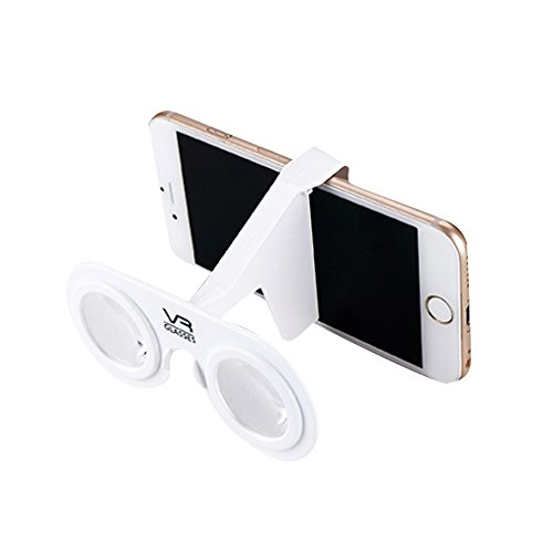 41d0d9db90 Ouken Mini Gafas de Realidad Virtual Plegable 3D Gafas VR para Smartphone.