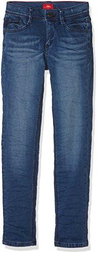 s.Oliver Jungen Jeans 61.710.71.3015, Blau (Blue Denim 56Z7), 158 (Herstellergröße: 158/REG)