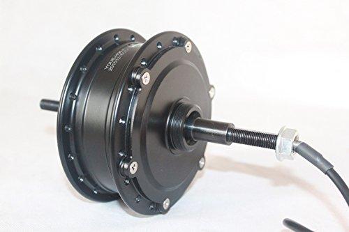 24V 36V 48V 250W elektrisches Fahrrad hinten Radnabenmotor Elektro-Fahrrad Brushless Hub Spokes Motor Elektro-Naben-Motor mit Schwungrad