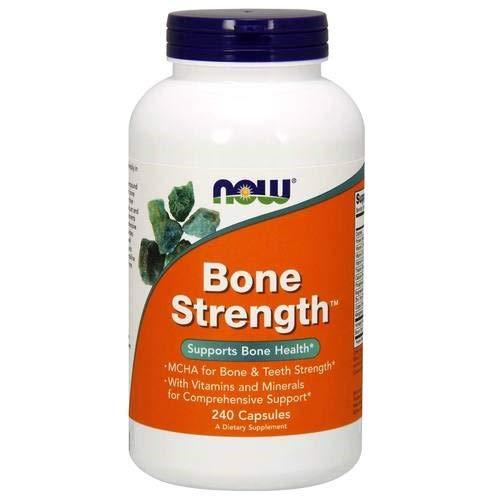 Now Foods Bone Strength Standard, 120 Kapseln