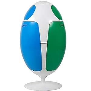 """Poubelle de tri """"OVETTO Amico ABS"""" - Tricolore Soldi design"""