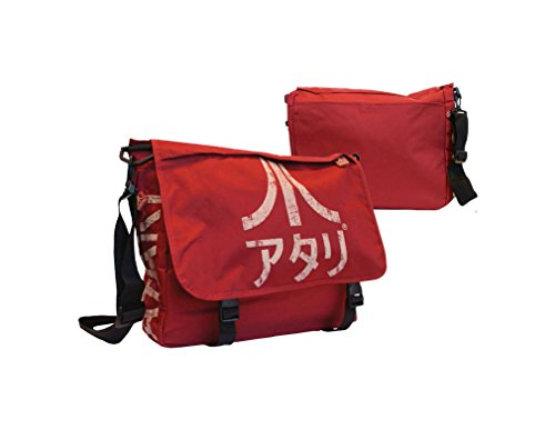atari-classic-japanese-logo-new-official-red-messenger-bag