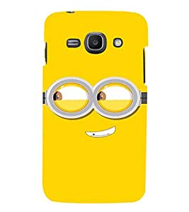 EPICCASE Naughty Minion Mobile Back Case Cover For Samsung Galaxy Ace 3 (Designer Case)