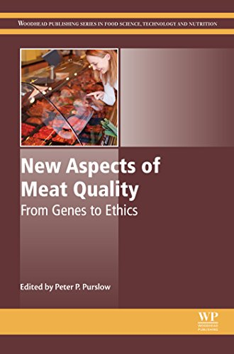 New Aspects of Meat Quality: From Genes to Ethics (Woodhead Publishing Series in Food Science, Technology and Nutrition) (English Edition) -