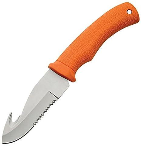 Divers Gator Guthook Couteau de chasse à lame