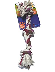 Super Dog Rope Toy (Large) - Color May Vary