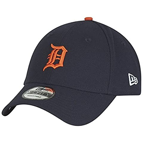 New Era Detroit Tigers Pinch Hitter Adjustable MLB Cap Home
