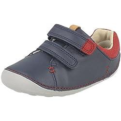 Clarks - Zapatos Primeros Pasos de Piel para niño *