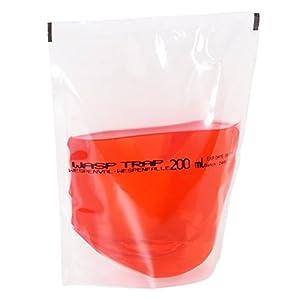200 ml Lockmittel für Bremsenfallen - ohne Chemikalien für Wespen und Fliegen
