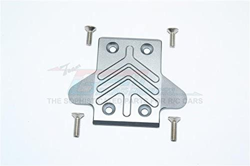 Arrma KRATON 6S BLX / Outcast 6S BLX BLX BLX Upgrade Pièces Aluminium Front Chassis Protection Plate - 1Pc Set Grey Silver   Nombreux Dans La Variété  345092