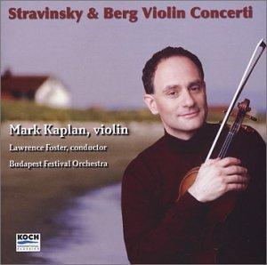 Stravinsky & Berg Violin Concerti (2002-09-24)