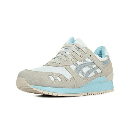 Asics H6u9l, Chaussures De Sport Pour Femme Gris