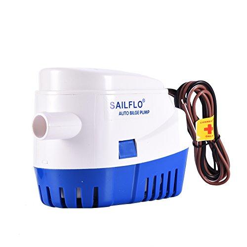 12V Tauchpumpe Automatische Bilgenpumpe Yacht Pumpe Hydrokultur-wasser-pumpe