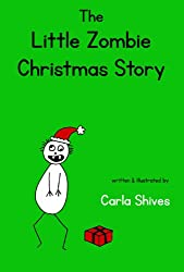 The Little Zombie Christmas Story (English Edition)