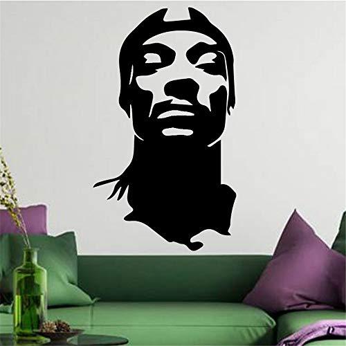 basketball hübscher held figur abziehbild wandaufkleber Großes Schlafzimmer Wandbild Kunst Aufkleber Matt Vinyl Jungen Room Decor 3 43 * 73 cm