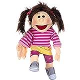 Living Puppets® Handpuppe Kleine Finja
