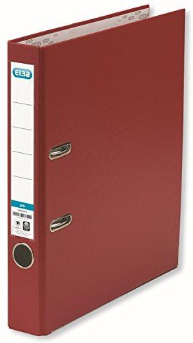 ELBA Ordner smart Pro 5 cm schmal DIN A4 bordeaux