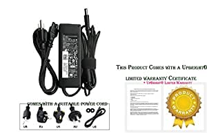 Dell MV2MM 90W Slim Replacement AC Adapter for Dell Inspiron 15R Turbo 5520 N5520, P25F P25F001 7520 N7520, 17R Turbo P15E 5720 N5720, P15E 7720 N7720, FA90PM111, YY20N, PA-10, MV2MM, AA90PM111