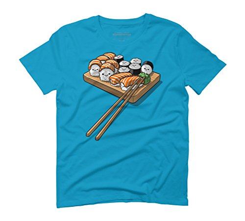 Sushi Men's Graphic T-Shirt - Design By Humans
