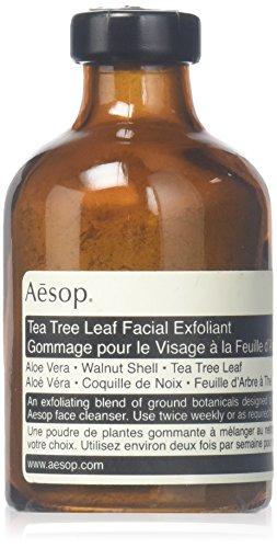 Aesop Tea Tree Leaf Facial Exfoliant, 30 g (Tea Tree Peeling)