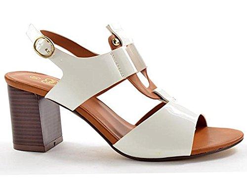 Foster Footwear , a bride femme Blanc
