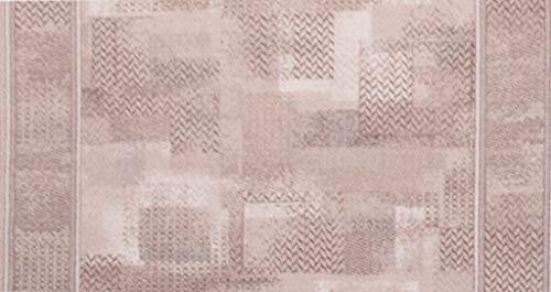Passatoia 'picasso 30' in gomma antiscivolo lavabile h 67 beige nextradeitalia confezione da 30ml